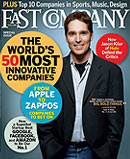 Cover of Fast Company