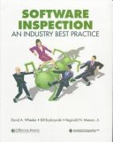 Cover of Software Inspection: An Industry Best Practice